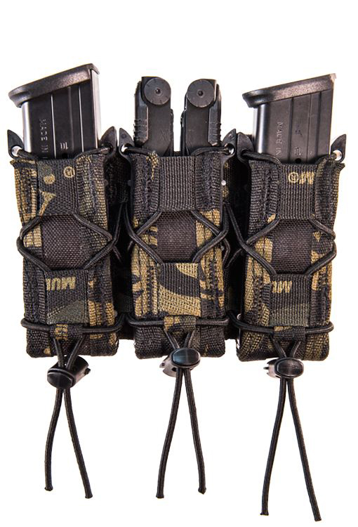 High Speed Gear LT Light Extended Pistol TACO MOLLE Single Mag Pouch