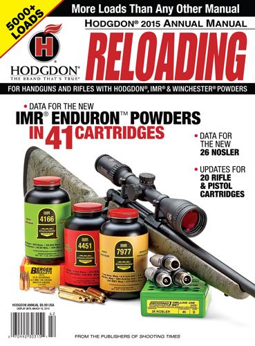 Hodgdon Powder Hodgdon Reloading Manual 2019 AM19