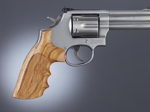 Hogue Ruger GP100/Super Redhawk Handgun Grip Goncalo Checkered 80201