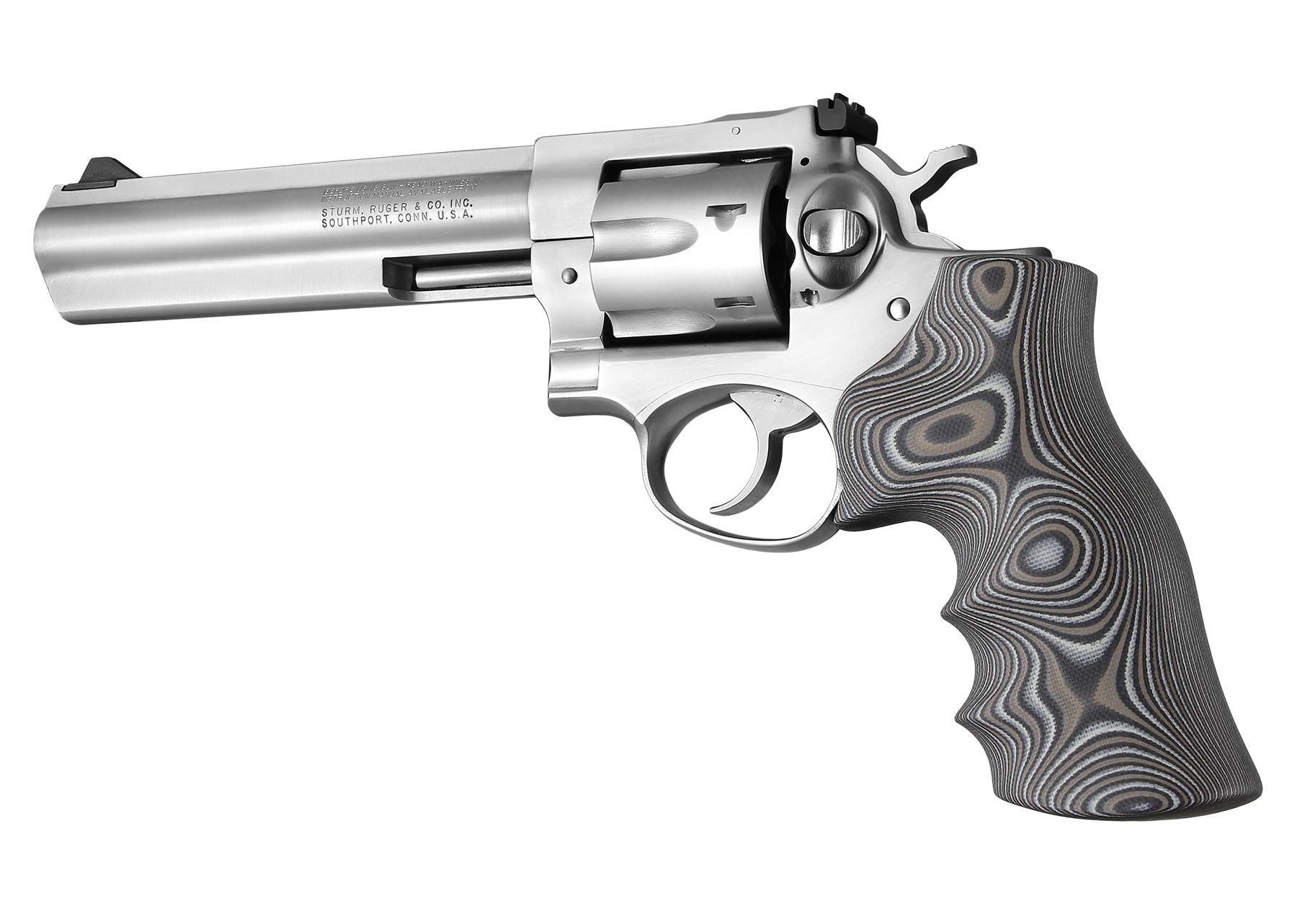 Hogue Ruger GP100/Super Redhawk Handgun Grip