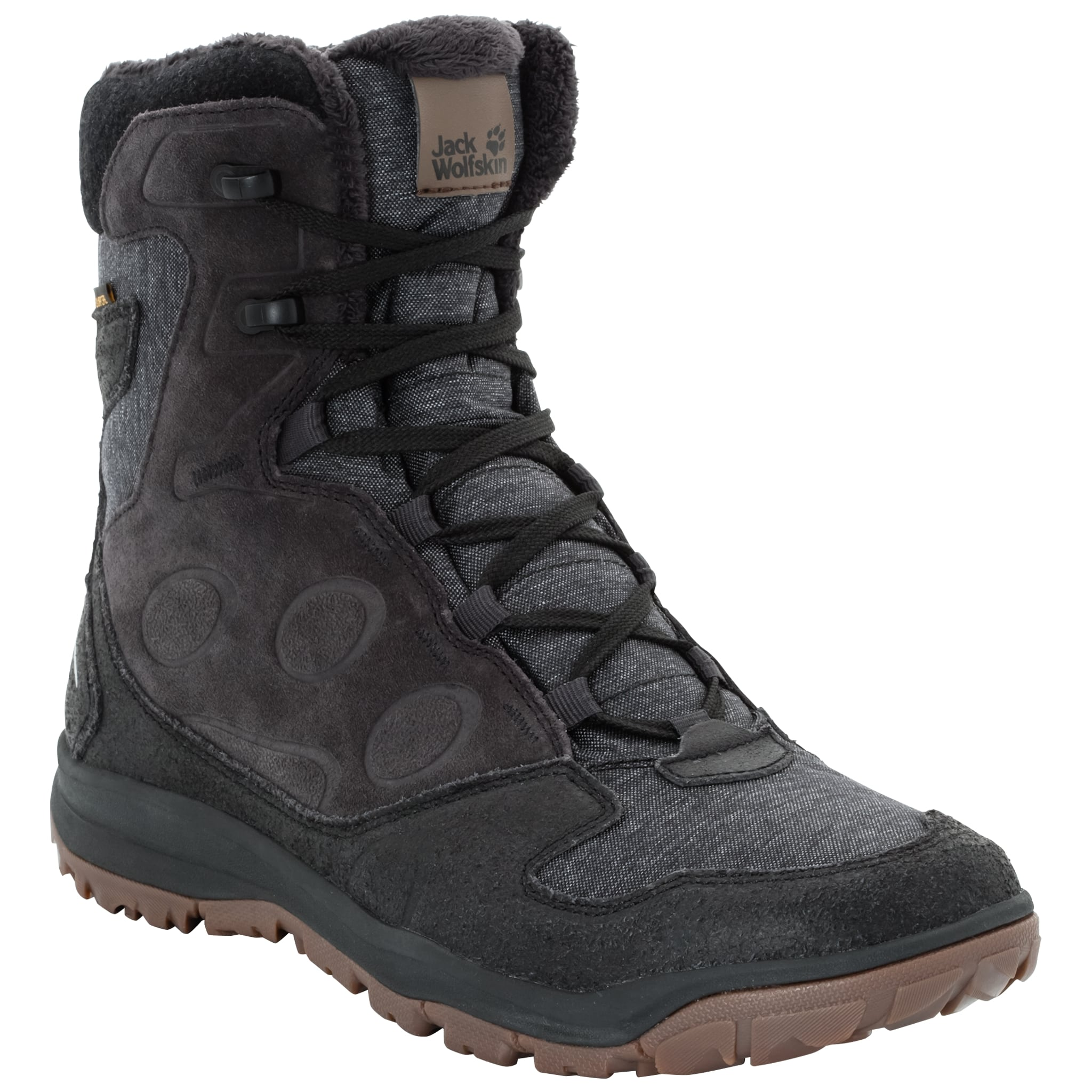 new style b22c5 d55bf Jack Wolfskin Vancouver Texapore High Winter Boots - Men's