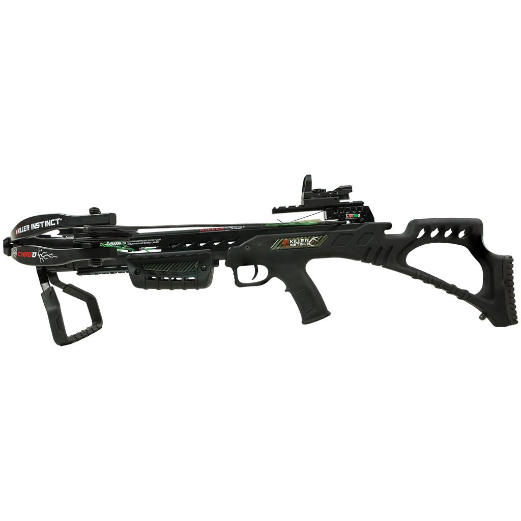 Rate And Review Killer Instinct Chrgd 330 Crossbow Package