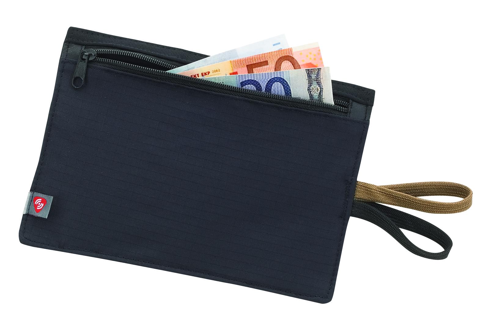 92df4bd61461 Lewis N Clark RFID Hidden Travel Wallet
