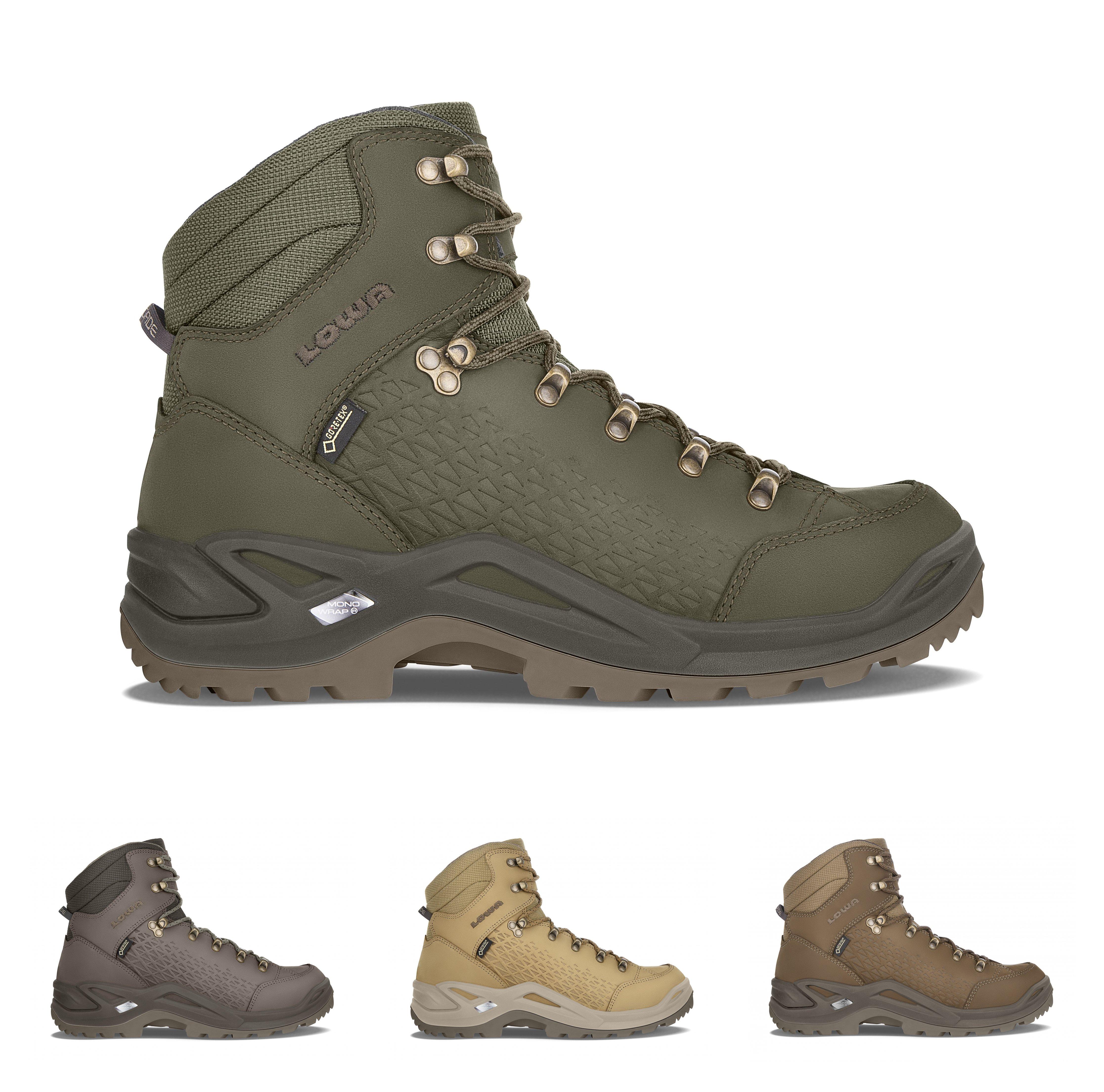 neuesten Stil von 2019 Super Qualität schnelle Farbe Lowa Renegade GTX Mid Sp Hiking Boots - Men's | Up to 51% Off 5 ...