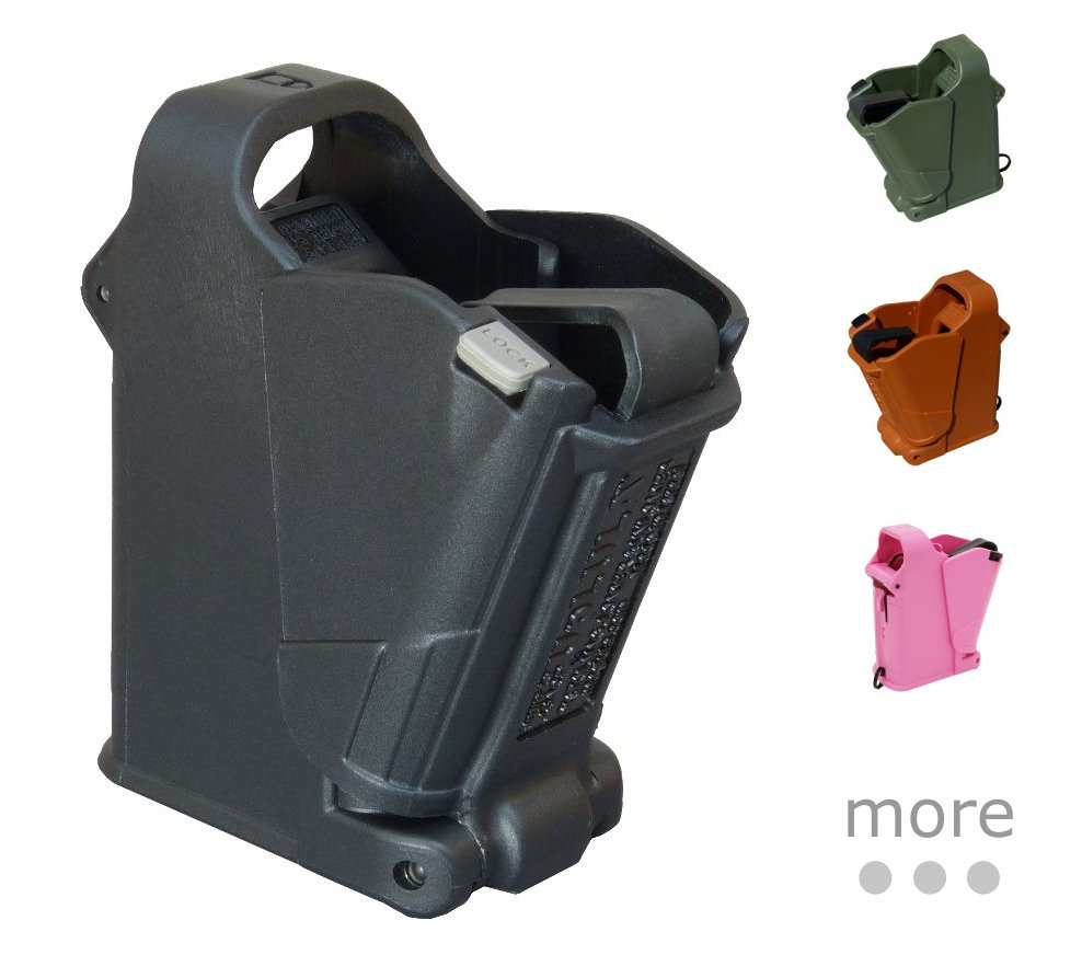 Reviews & Ratings for Maglula UpLULA Universal Pistol Magazine Speed Loader  — 38 reviews — Page 1