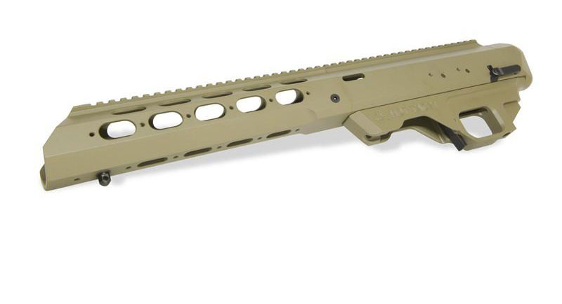 MDT TAC21 Chassis System for Remington 700