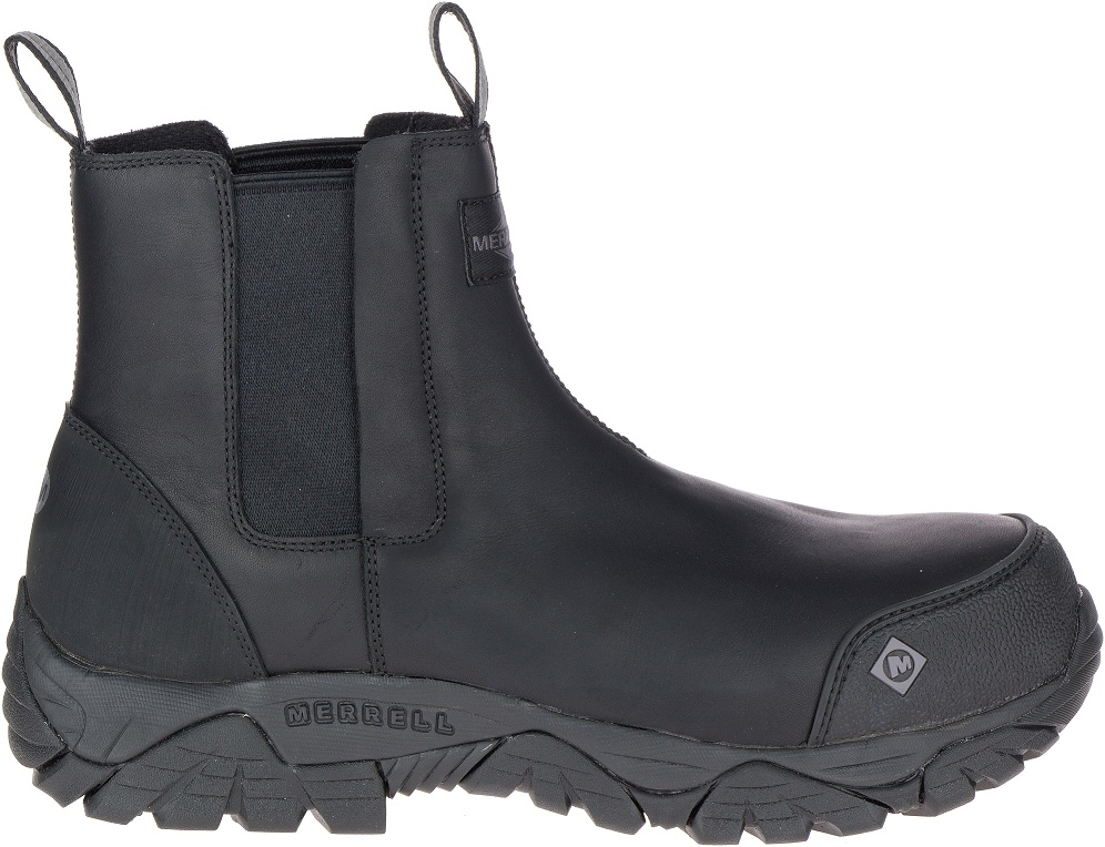 085dbf3777 Merrell Tactical Moab Rover Pull On Ct Boot - Mens