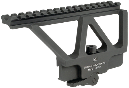 Midwest Industries AK Railed Scope Mount 6 75in  Rail
