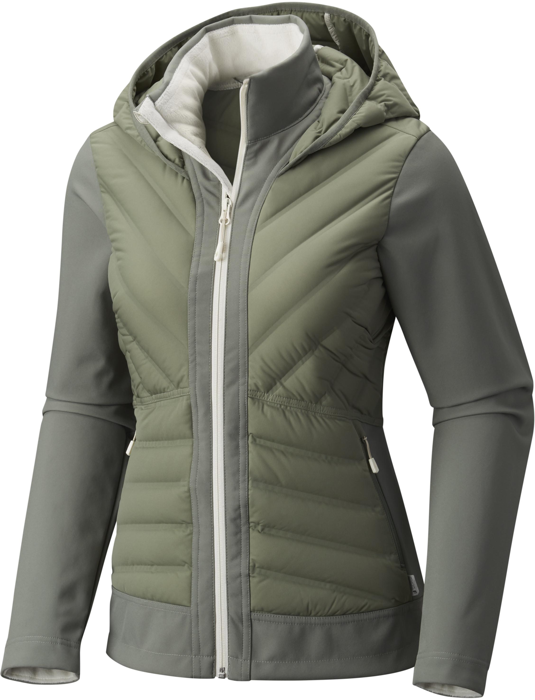 9a8be9505 Mountain Hardwear StretchDown HD Hooded Jacket - Women's