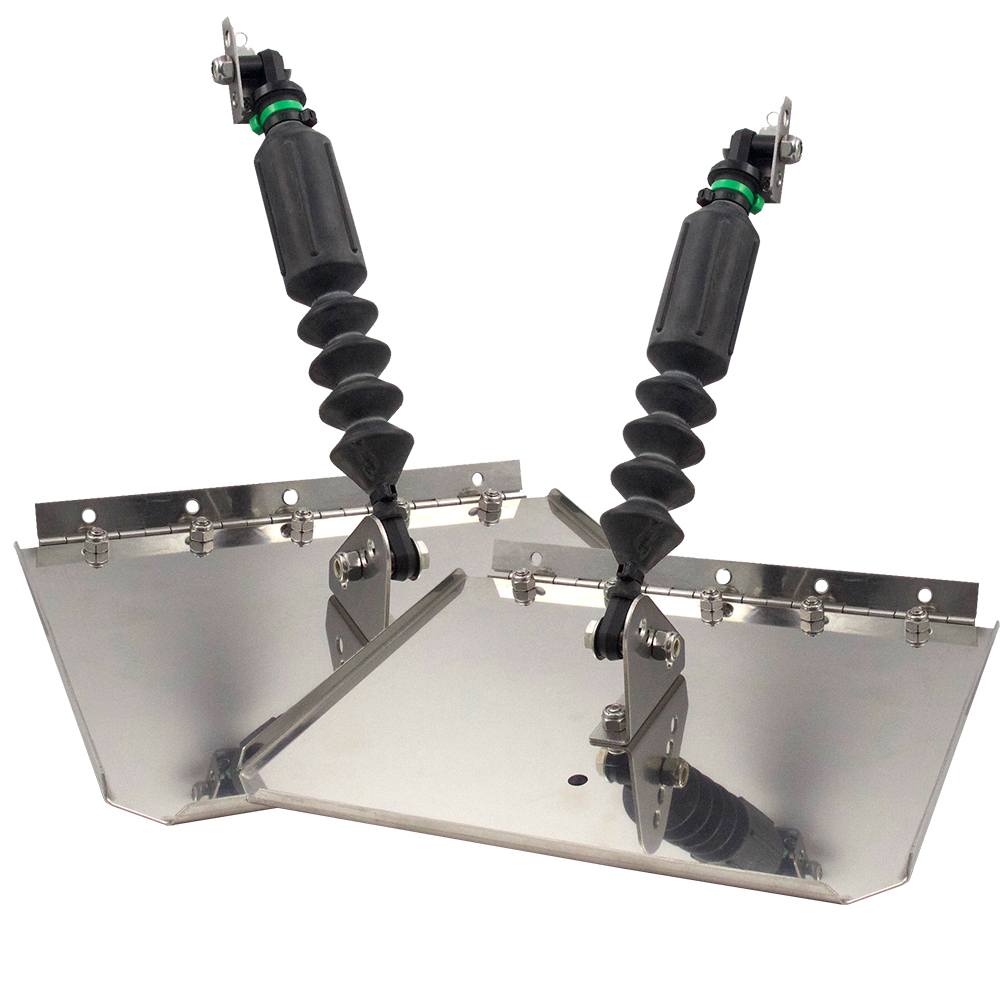 "Nauticus SX9510-80 Smart Tab SX Series Trim Tabs 9.5 X 10/"""