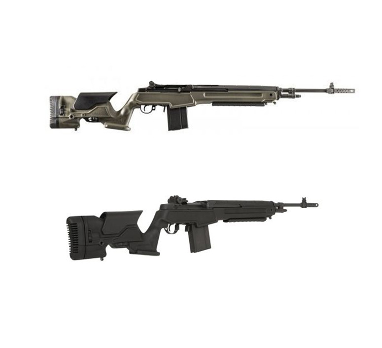 Pro Mag Archangel M1A Precision Stock For Springfield M1A/M14 Black Polymer  AAM1A