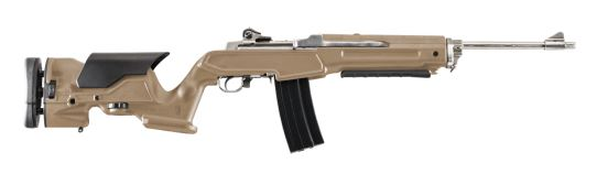 Pro Mag PMI Archangel Precision Rifle Stock For Ruger Mini 14/30 Desert Tan  AAMINI-DT