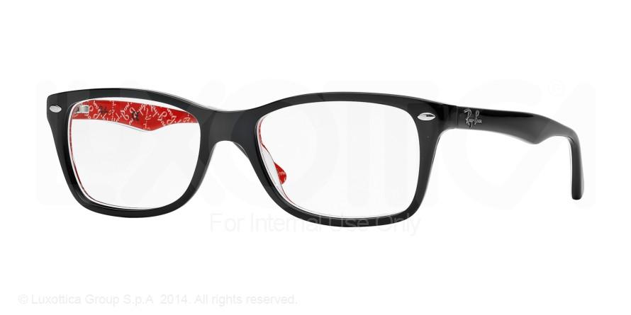 6edaeda2534a5 Ray-Ban Eyeglasses RX5228 with Rx Prescription Lenses