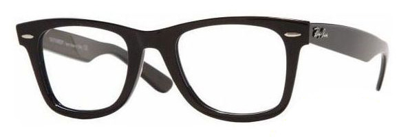 ff06264fb7d Reviews   Ratings for Ray-Ban Original Wayfarer Eyeglasses RX5121 with Rx  Prescription Lenses — 4 reviews — Page 1
