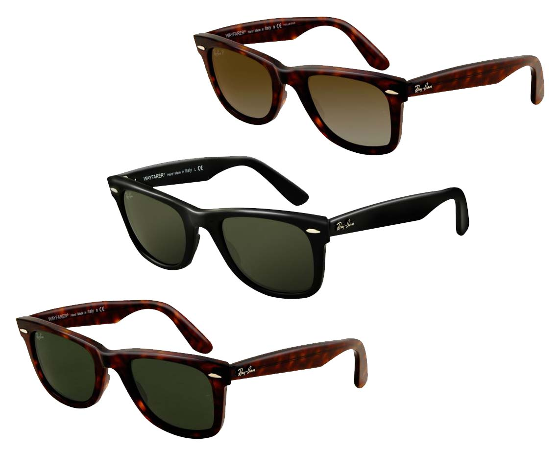 311c8162cd Ray-Ban RB2140 Original Wayfarer Sunglasses - RB2140-901-58-54 ...