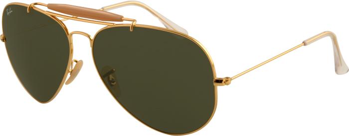 76901334db Ray-Ban Outdoorsman II Prescription Sunglasses RB3029