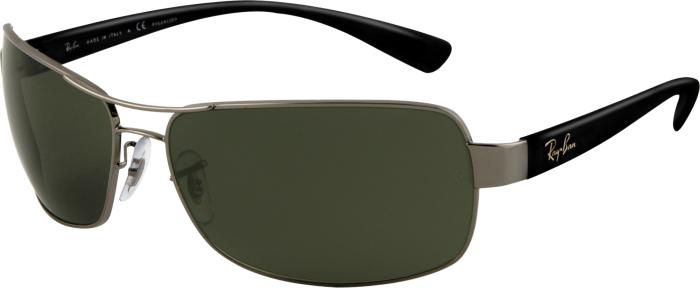 54188ffa02b Buy Ray-Ban Sunglasses RB3379 - Sleek and Stylish Wraparound Ray-Bans w   Free S H