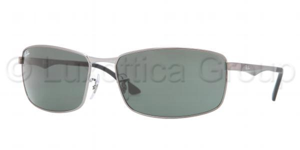 a5b5d0cc69 Ray-Ban RB3498 Single Vision Prescription Sunglasses