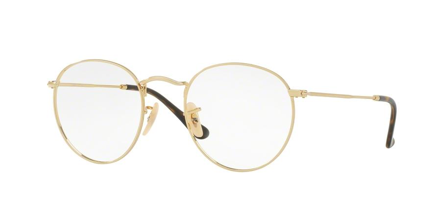 800bab6fc1 Ray-Ban ROUND METAL RX3447V Eyeglass Frames