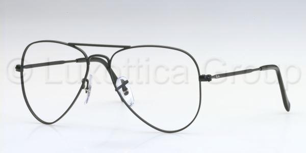 e6effd3cea7b73 Ray-Ban Aviator Eyeglasses RX6049 with Rx Prescription Lenses   4 Star  Rating Free Shipping over  49!