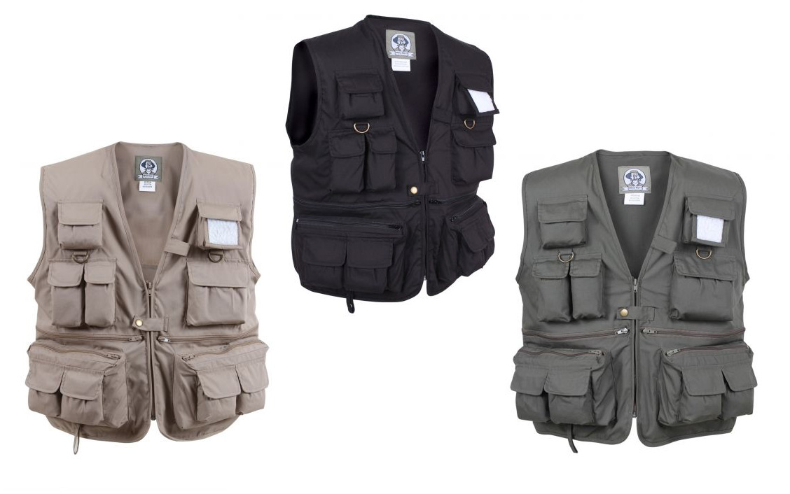 093efc92f Rothco Uncle Milty Travel Vest | 5 Star Rating Free Shipping over $49!