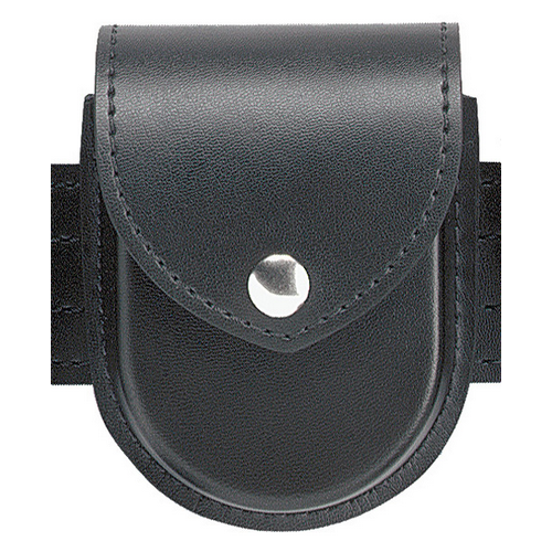 Safariland 290H-1-22PBL Plain Black Double Cuff Case for Overiszed Handcuffs
