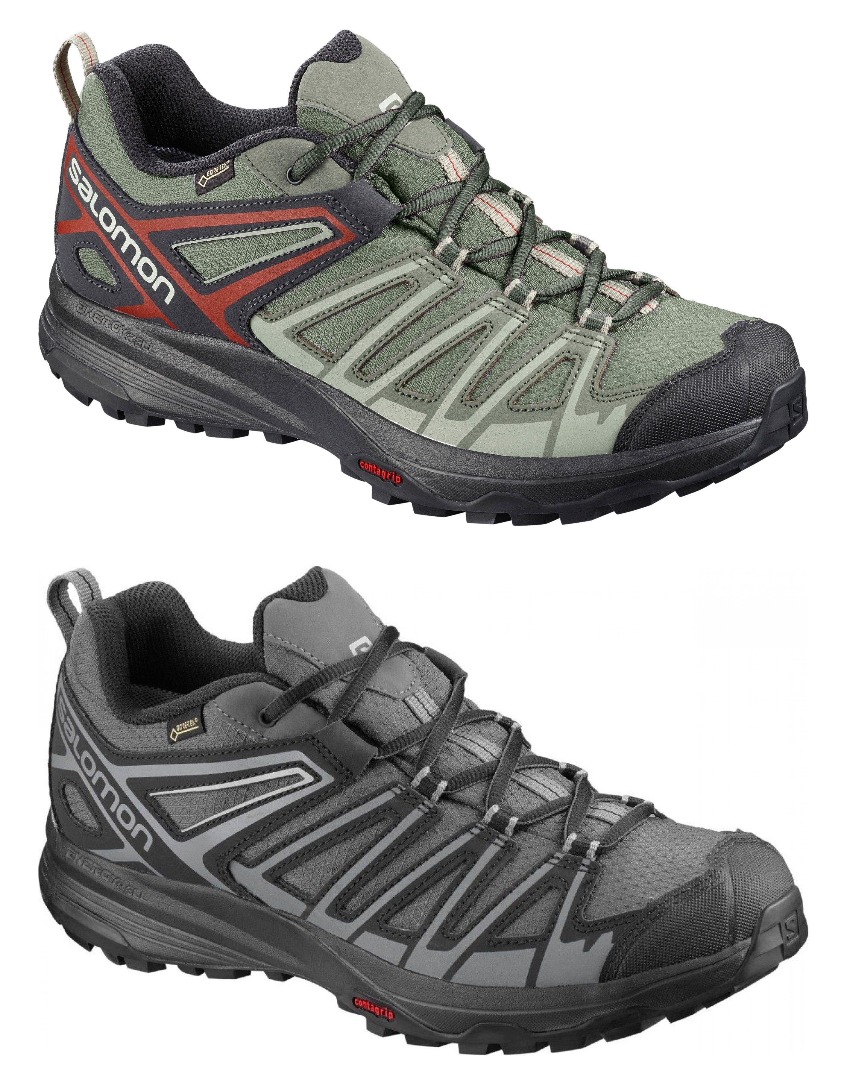Salomon X ULTRA 3 Prime GTX® Hiking Shoe magnetblackquiet shade