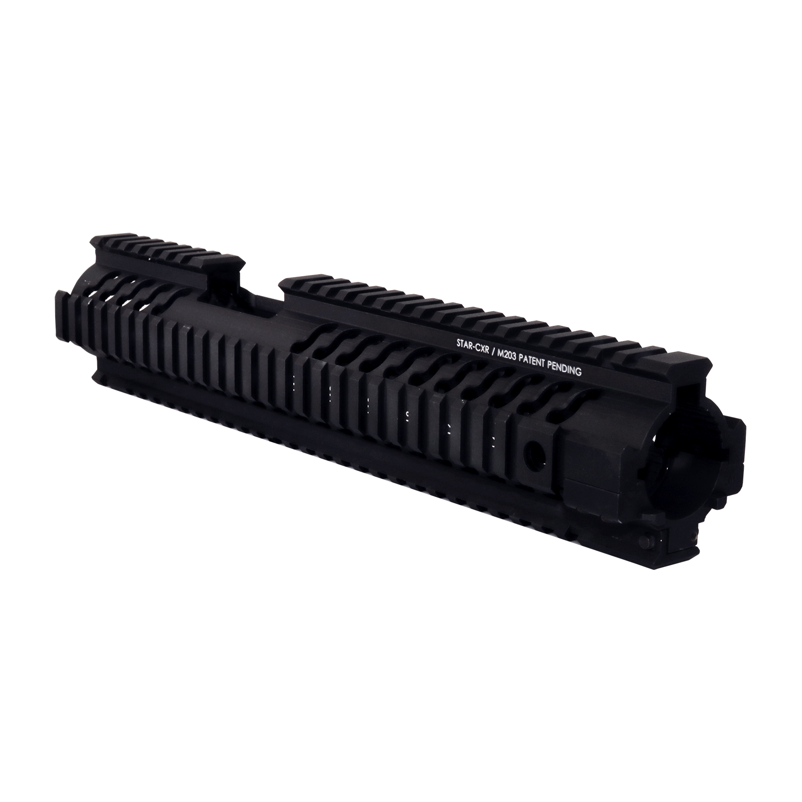 Samson STAR EXR Series AR-15 2-Piece Free-Float Handguard