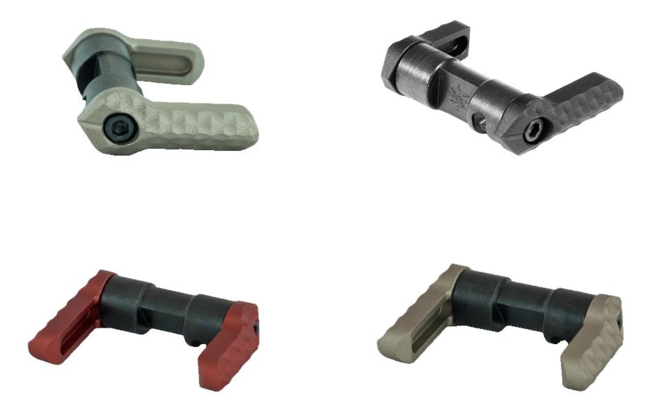 Terkini Seekins Precision Safety Selector Kit