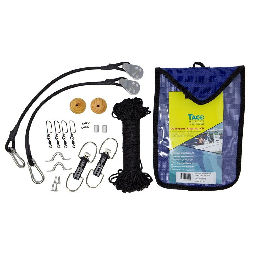 TACO Standard Rigging Kit f//1-Rig on 2-Poles