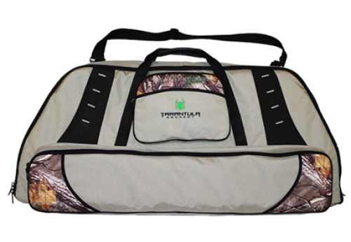 Tarantula Deluxe Double Bow Case, w/Tackle Box