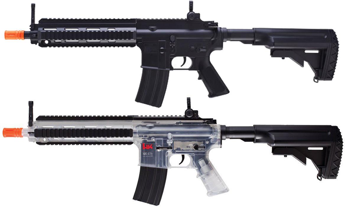 Umarex HK 416 AEG Semi/Full Auto Airsoft Rifle