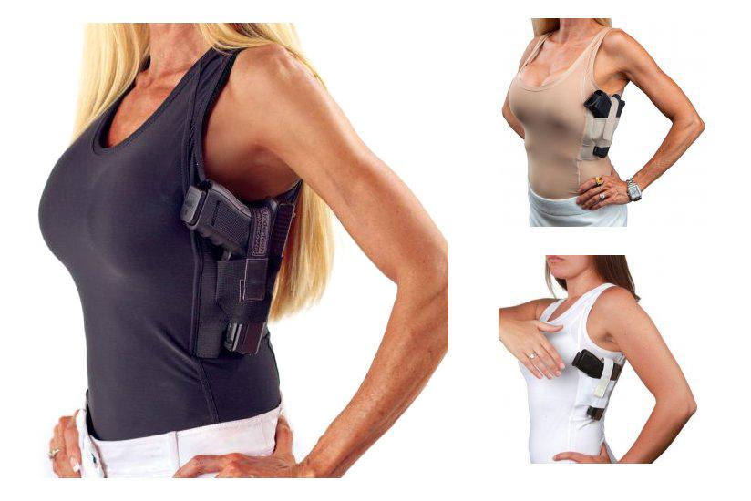 UnderTech Undercover Womens Concealment Holster Tank Top