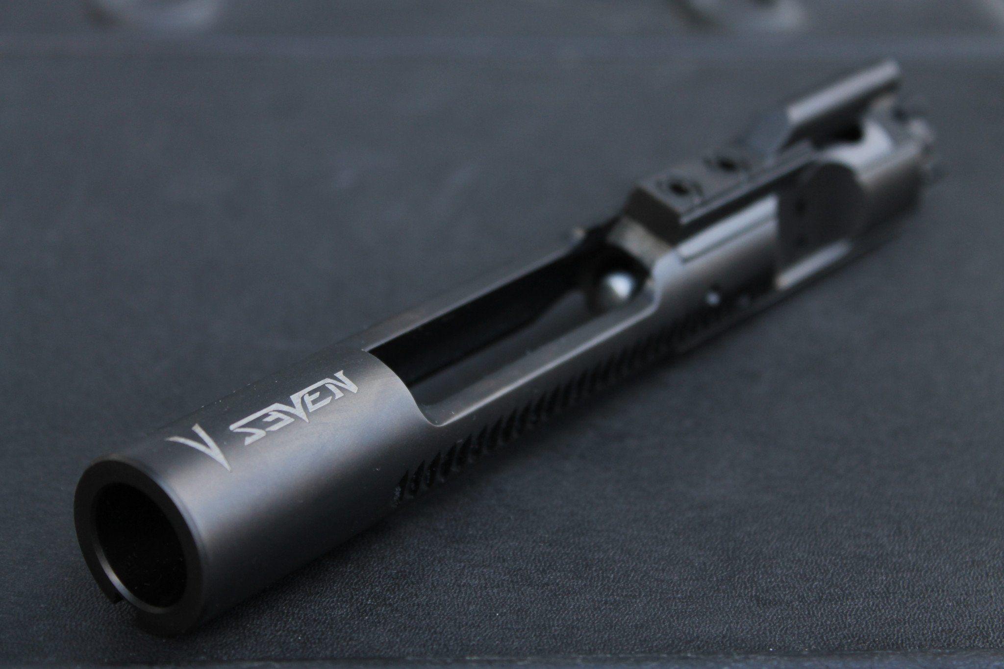 V Seven Titanium AR-15 BCG Complete