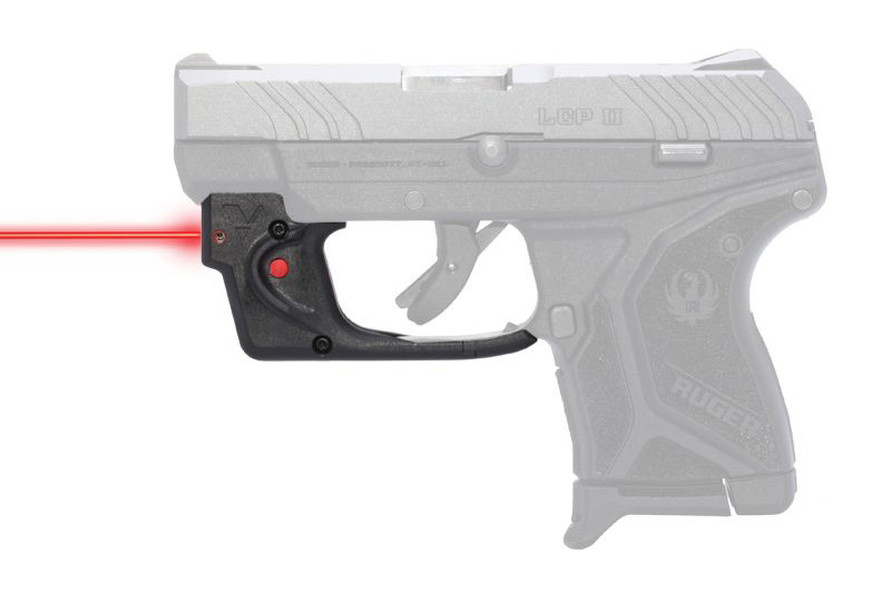 Viridian Weapon Technologies E-Series Red Laser Sight, Ruger LCP 2