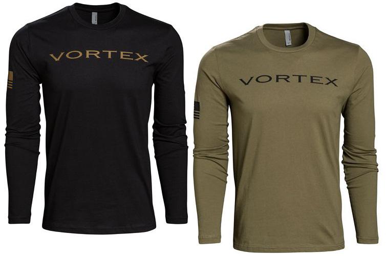 Vortex Optics Logo Long Sleeve Shirts