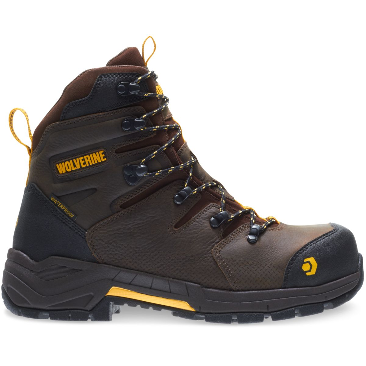 dc402ee0339 Wolverine Contractor LX Carbonmax 8in Work Boot - Mens