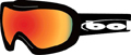 Bolle Fire Red Goggles Lens