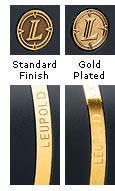 24K gold plating example