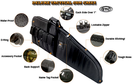 Leapers Tactical Cases