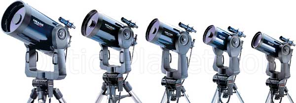 Meade LX200 GPS Telescopes