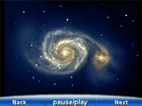 Meade mySky 04540 Screenshot of Nebula