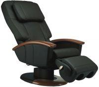 Human Touch HT 100 Black Robotic Massage Chair Recliner