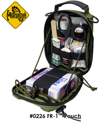 Maxpedition 0226 FR-1 Pouch Combat Medical Pouch